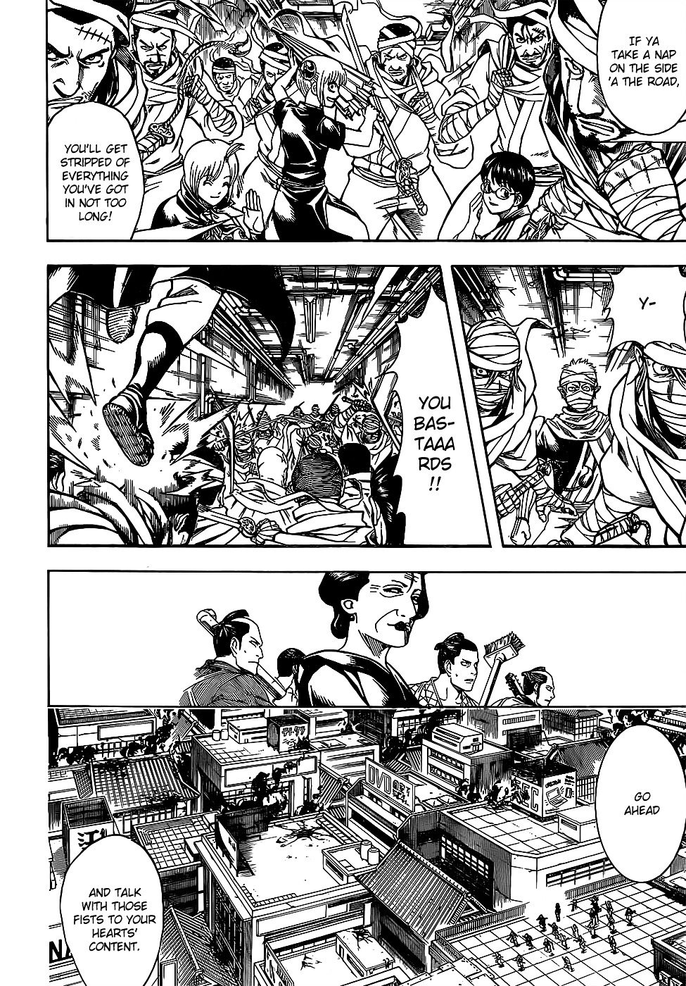 Gintama Chapter 624  Online Free Manga Read Image 2