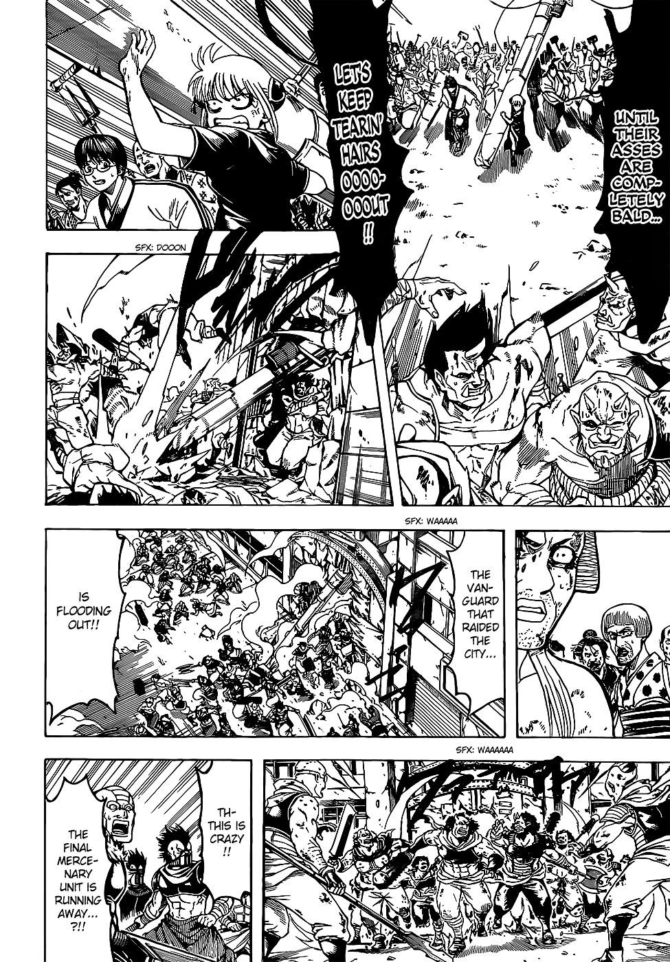 Gintama Chapter 625  Online Free Manga Read Image 12