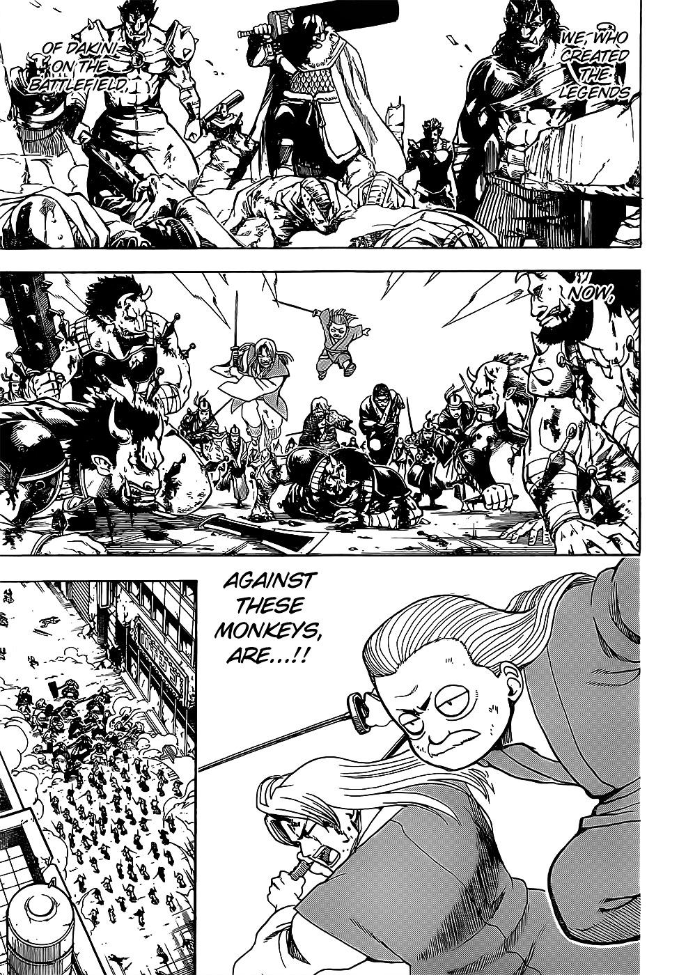 Gintama Chapter 625  Online Free Manga Read Image 5