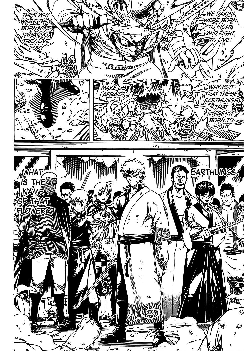 Gintama Chapter 625  Online Free Manga Read Image 8