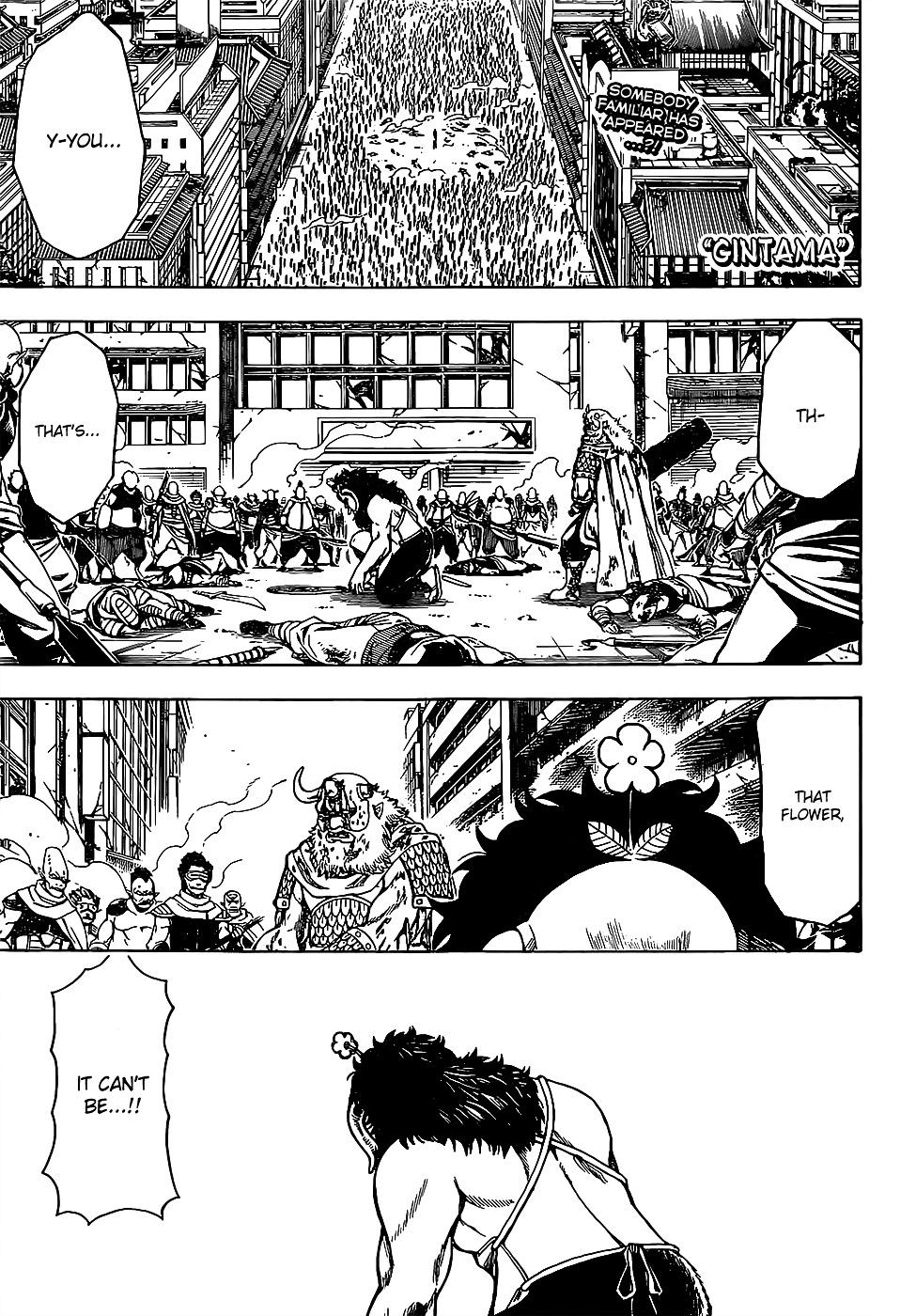 Gintama Chapter 626  Online Free Manga Read Image 1