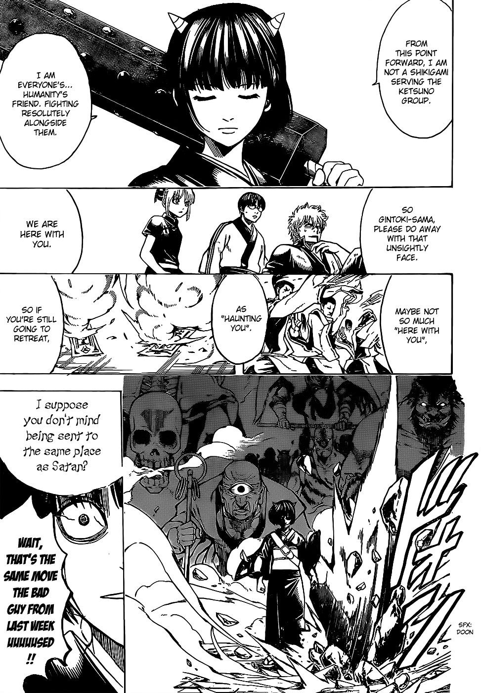 Gintama Chapter 626  Online Free Manga Read Image 13