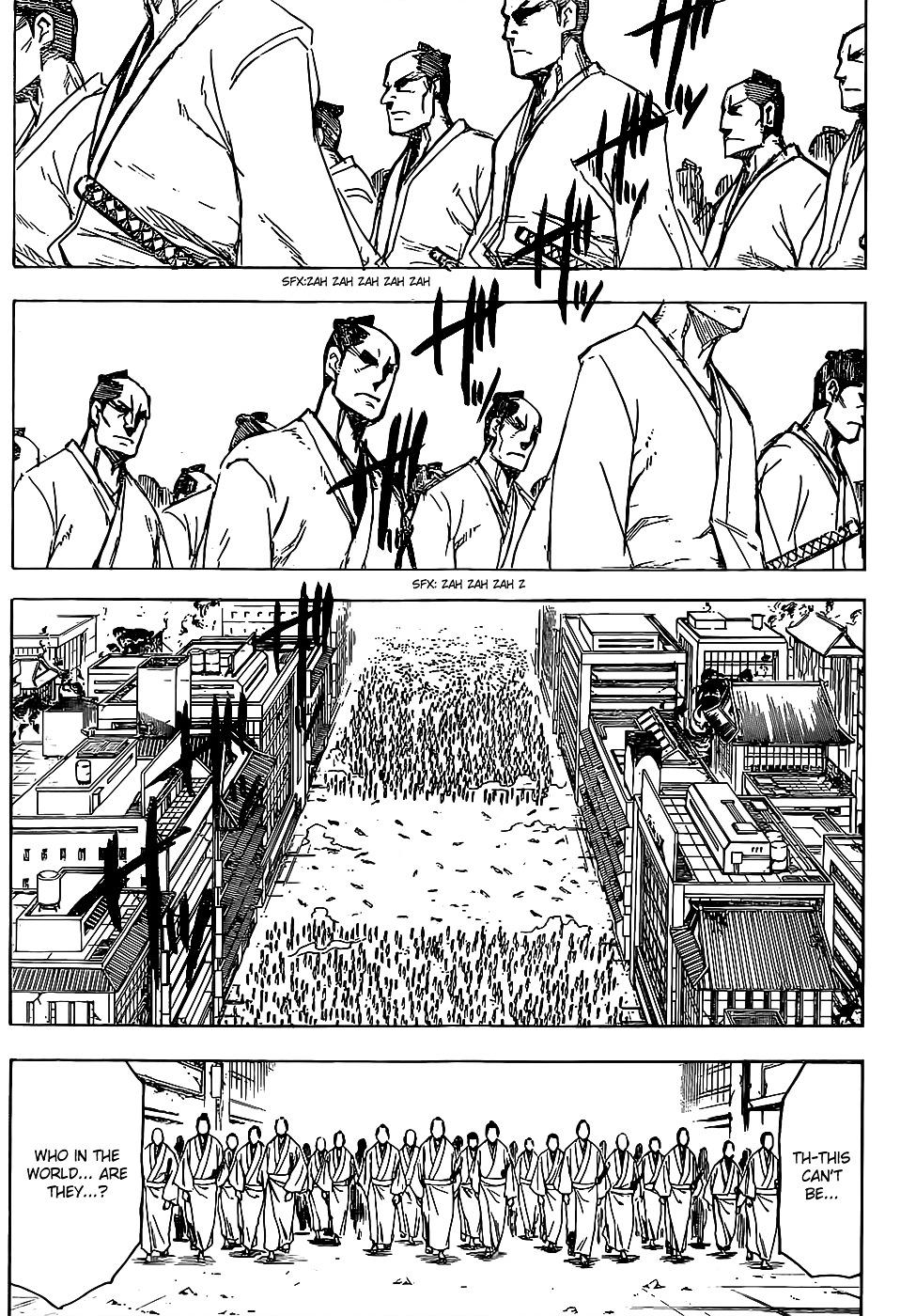 Gintama Chapter 626  Online Free Manga Read Image 17