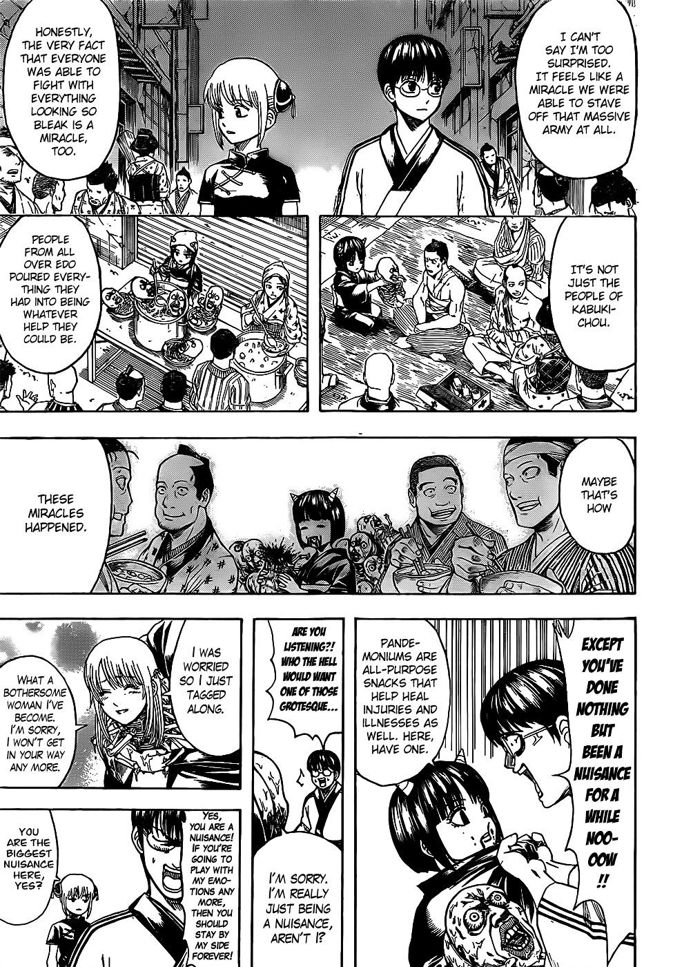 Gintama Chapter 627  Online Free Manga Read Image 13
