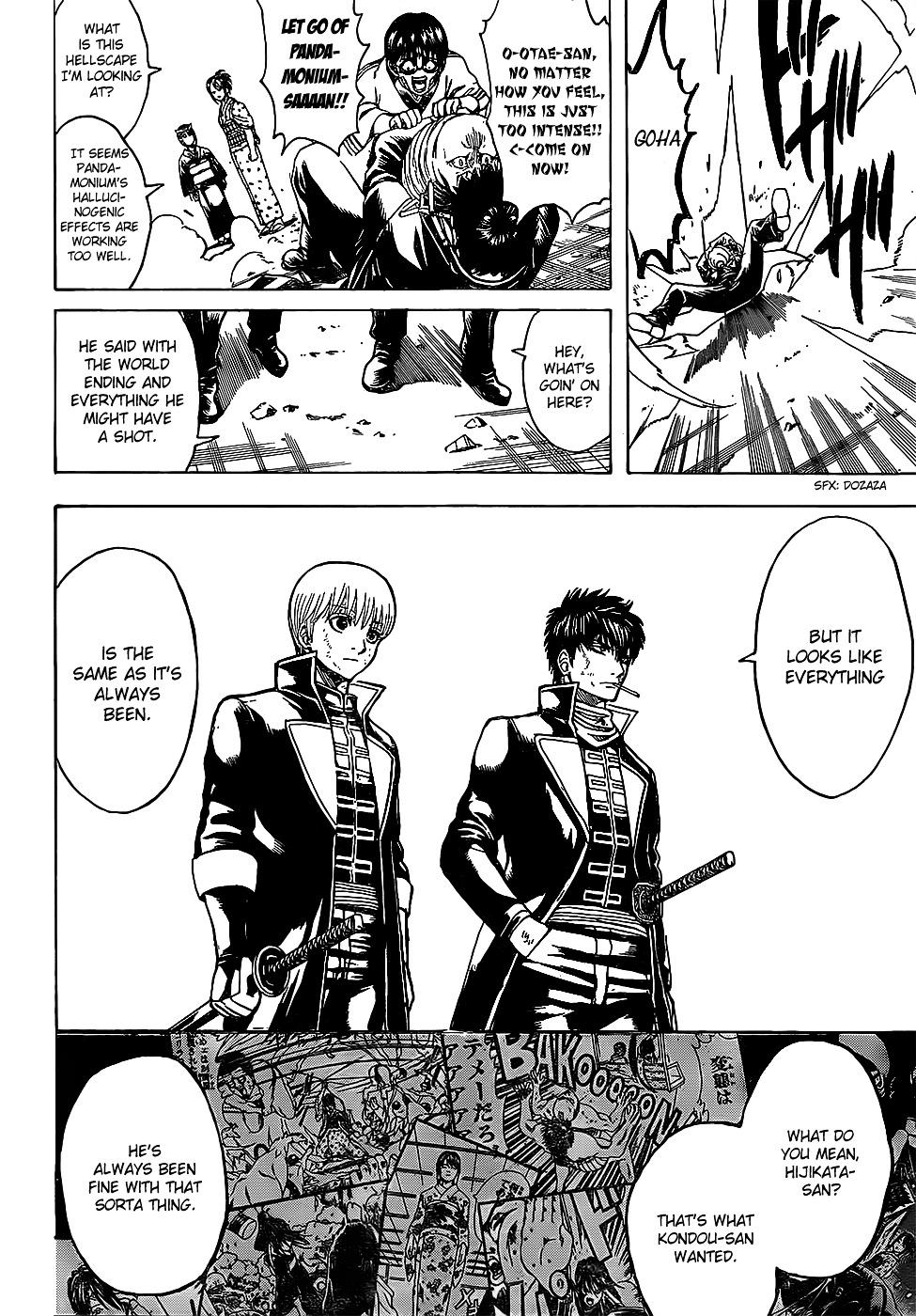 Gintama Chapter 627  Online Free Manga Read Image 18