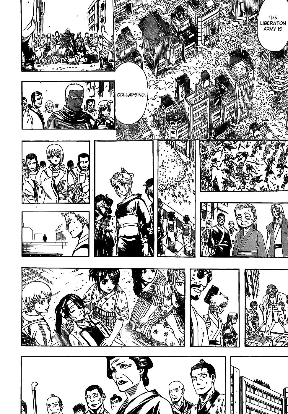 Gintama Chapter 627  Online Free Manga Read Image 2