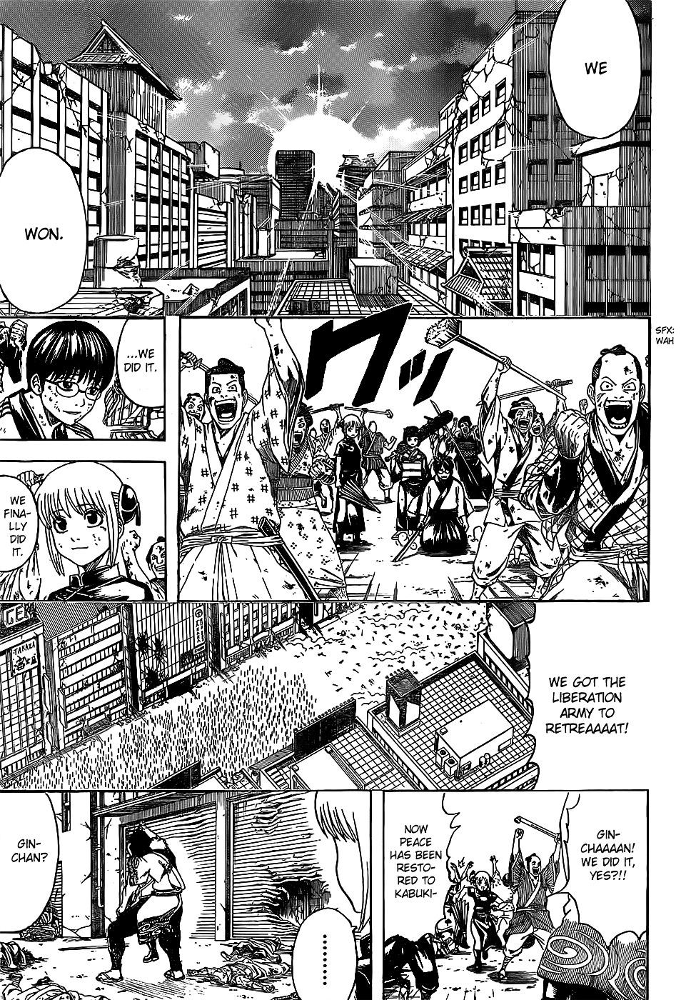 Gintama Chapter 627  Online Free Manga Read Image 3