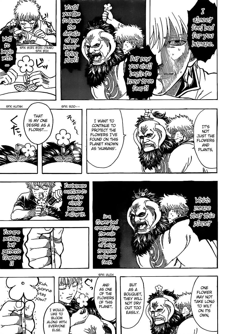 Gintama Chapter 627  Online Free Manga Read Image 5