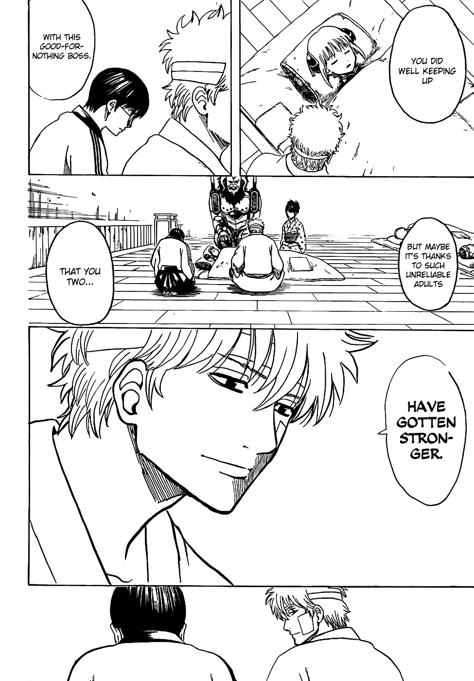 Gintama Chapter 628  Online Free Manga Read Image 14