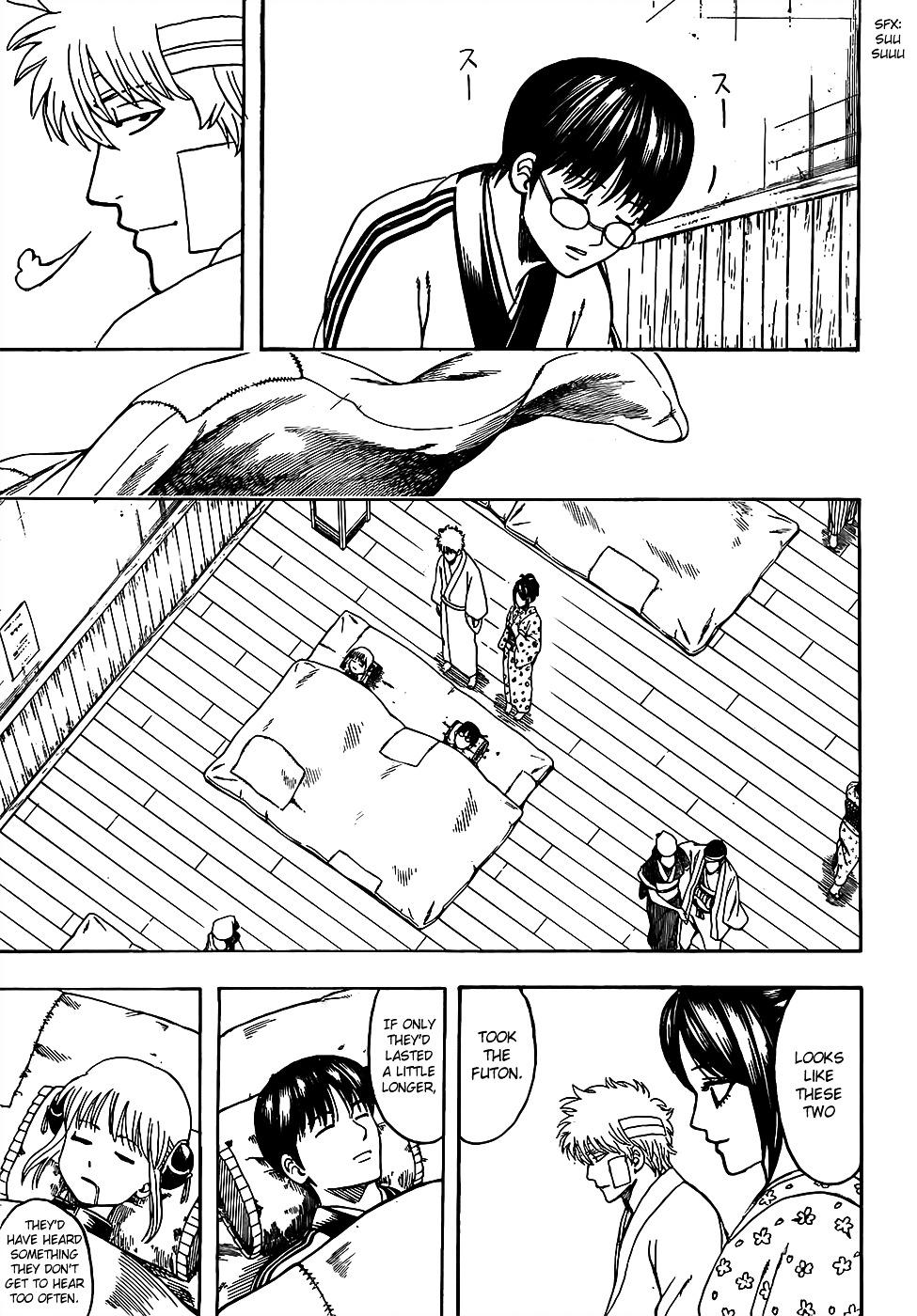 Gintama Chapter 628  Online Free Manga Read Image 15