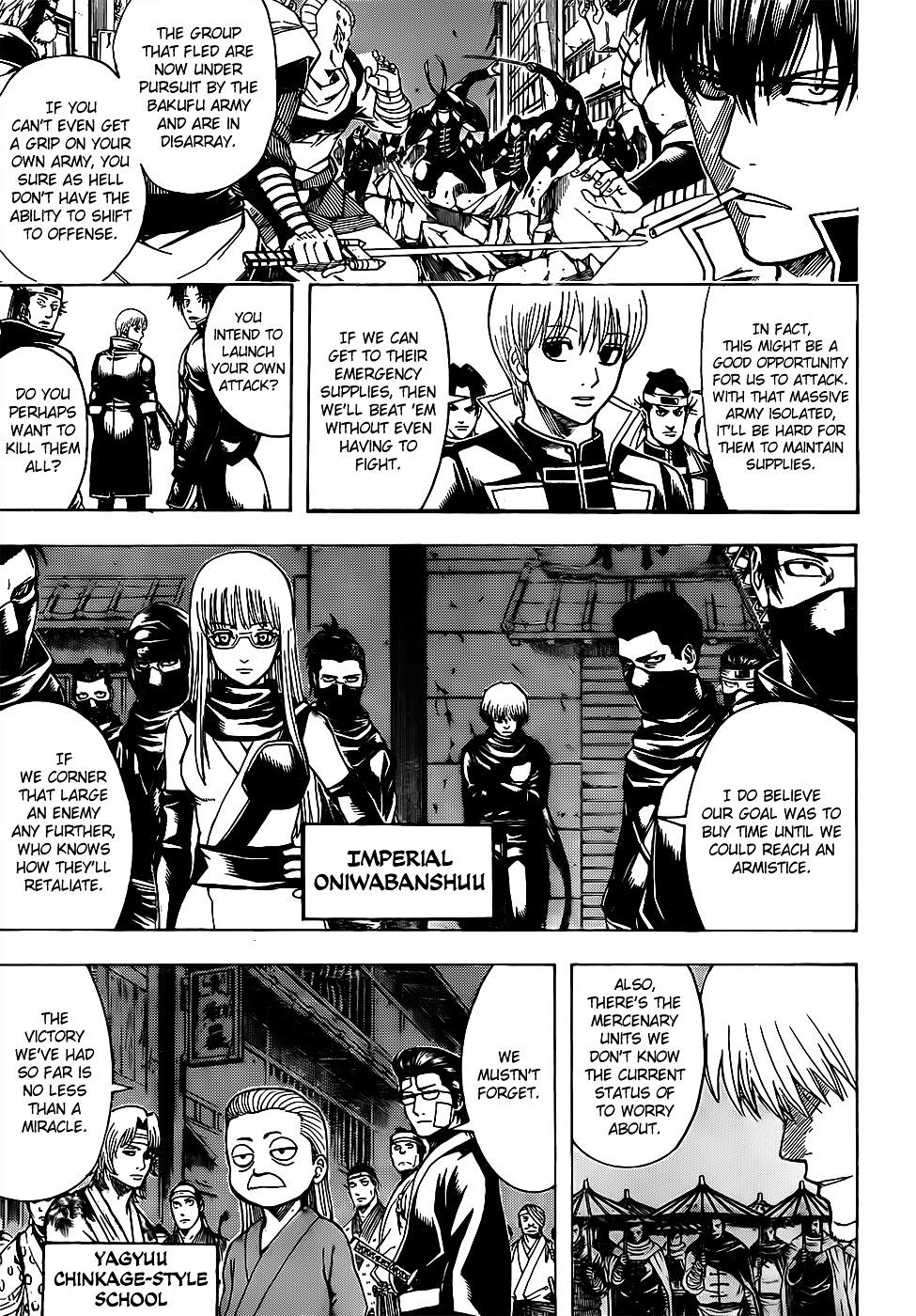 Gintama Chapter 628  Online Free Manga Read Image 3