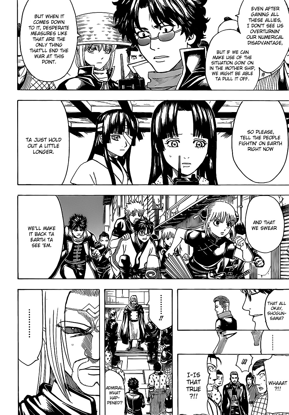 Gintama Chapter 630  Online Free Manga Read Image 4