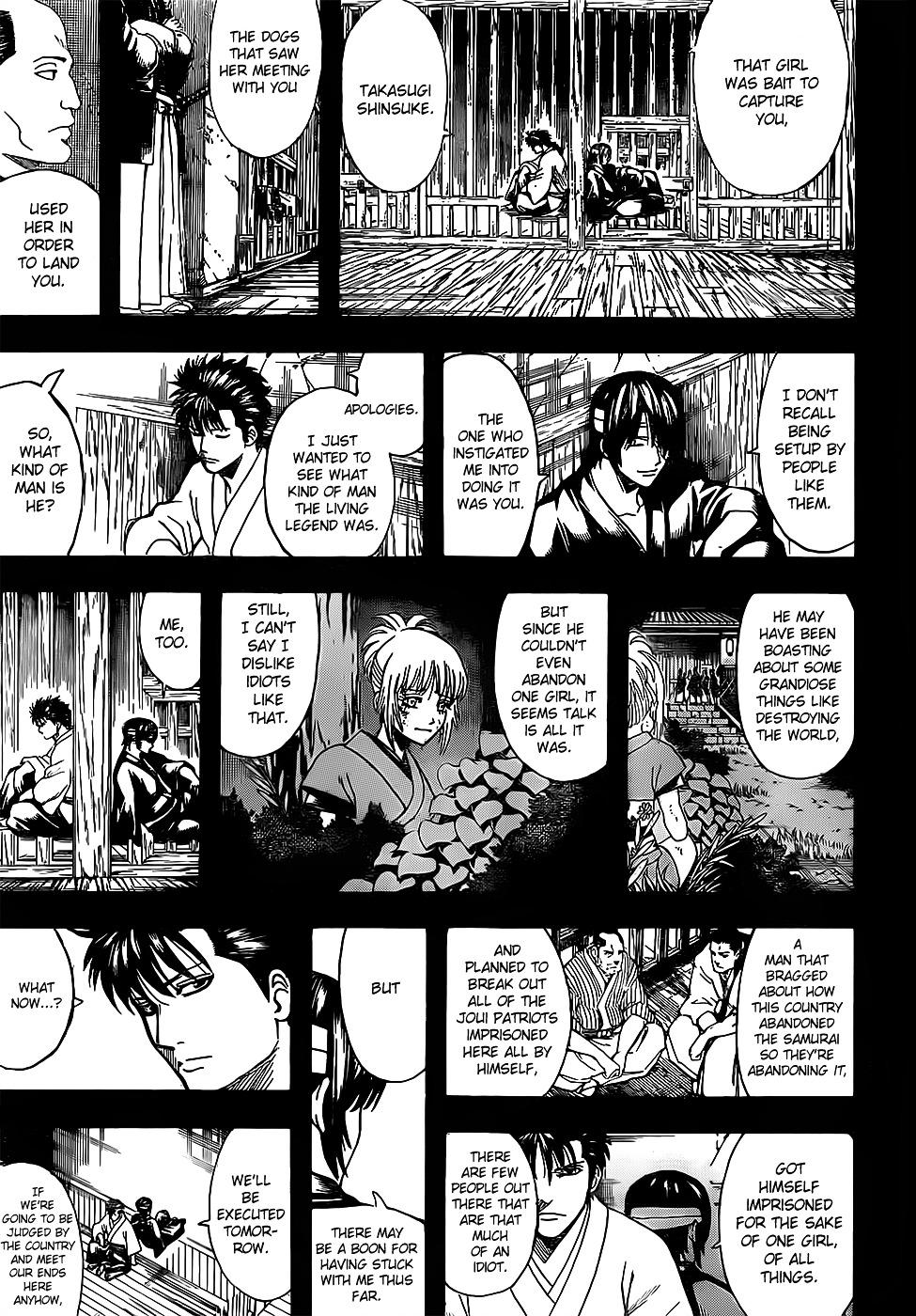 Gintama Chapter 632  Online Free Manga Read Image 11