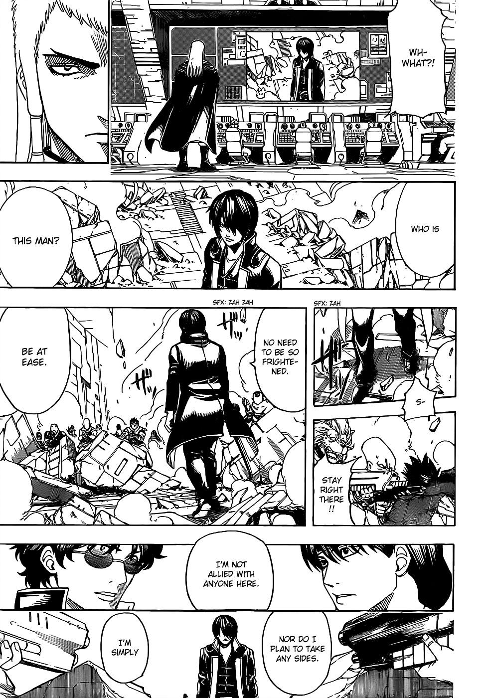 Gintama Chapter 632  Online Free Manga Read Image 5