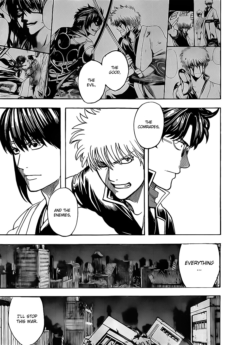 Gintama Chapter 633.2  Online Free Manga Read Image 9
