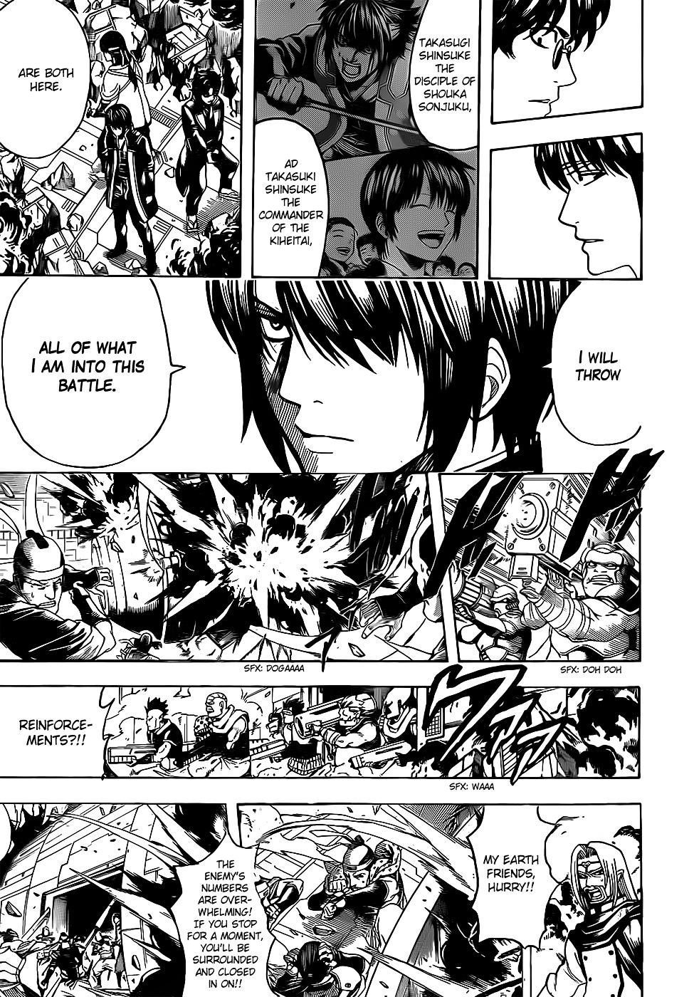 Gintama Chapter 633  Online Free Manga Read Image 11