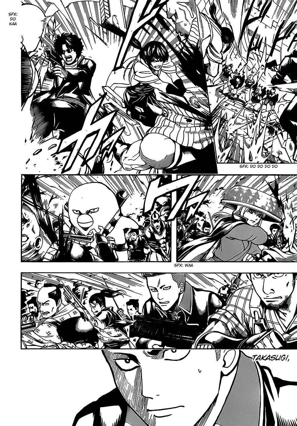 Gintama Chapter 633  Online Free Manga Read Image 14