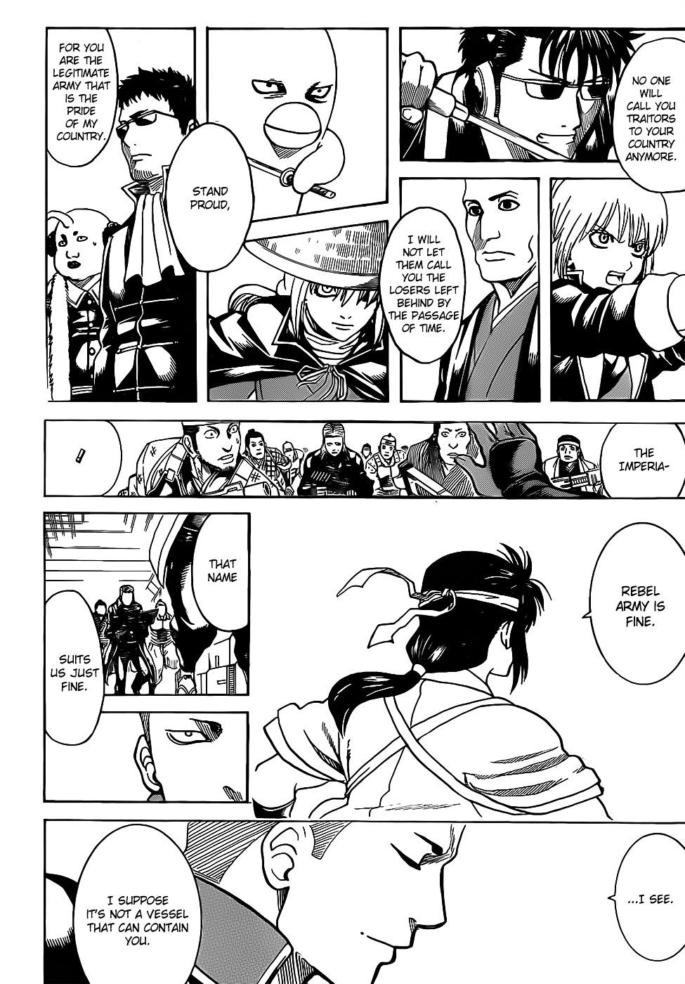 Gintama Chapter 633  Online Free Manga Read Image 18