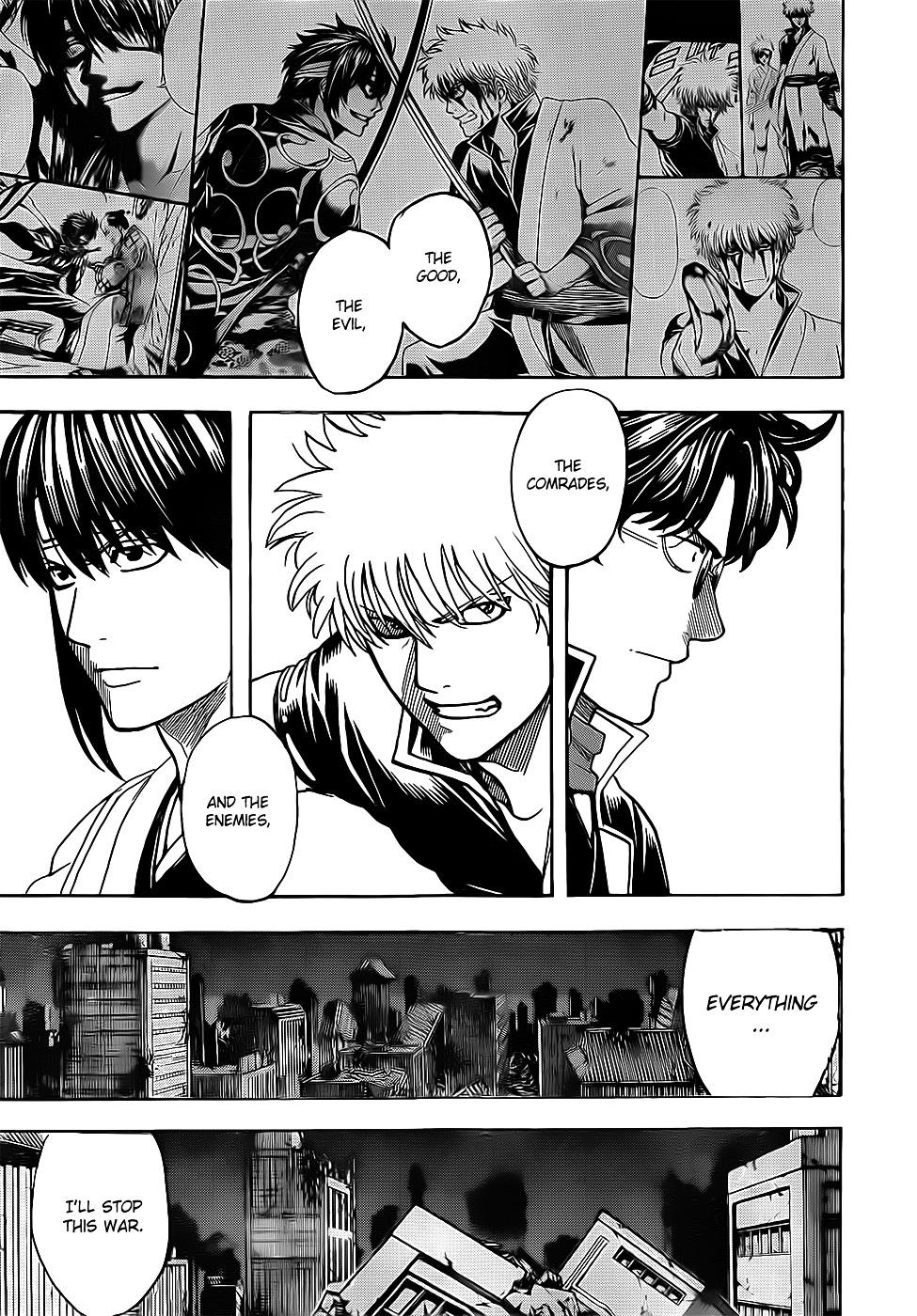 Gintama Chapter 633  Online Free Manga Read Image 9