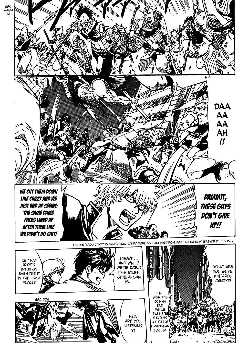 Gintama Chapter 634.2  Online Free Manga Read Image 4