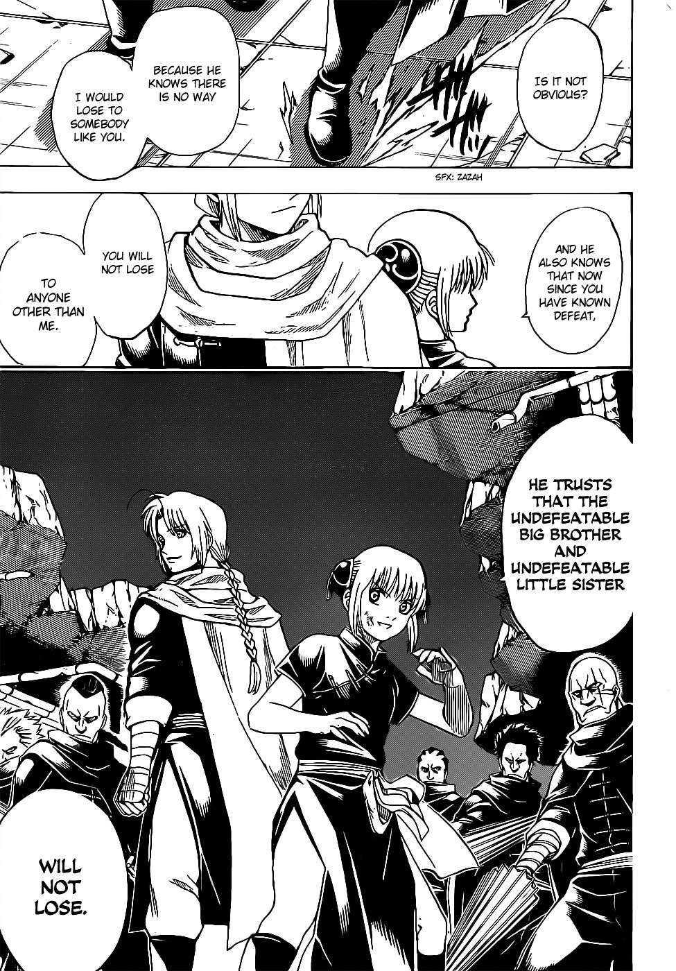 Gintama Chapter 635  Online Free Manga Read Image 12
