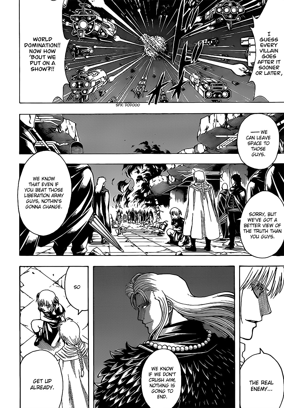 Gintama Chapter 635  Online Free Manga Read Image 9