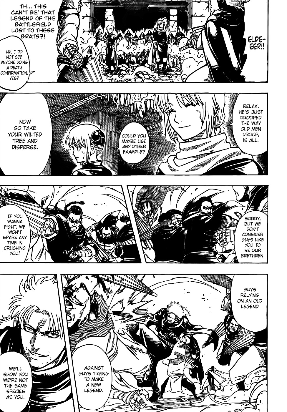 Gintama Chapter 637  Online Free Manga Read Image 3