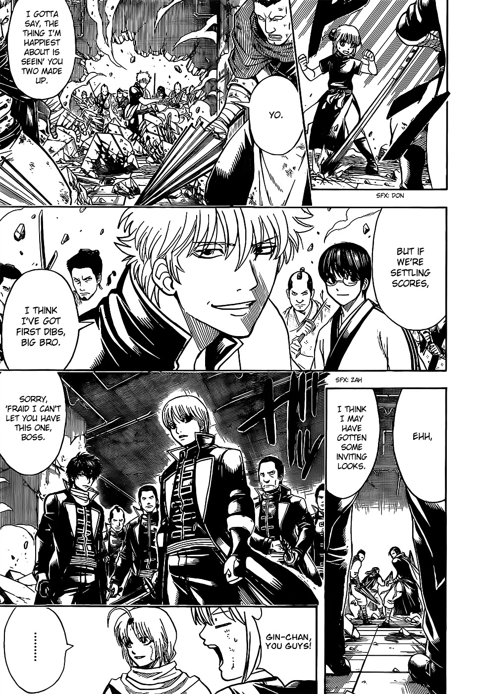 Gintama Chapter 637  Online Free Manga Read Image 5