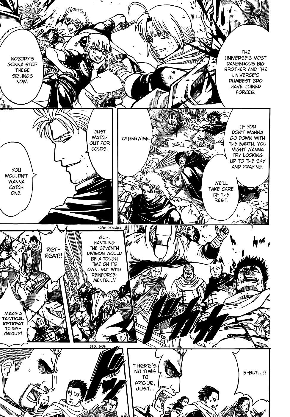 Gintama Chapter 637  Online Free Manga Read Image 9