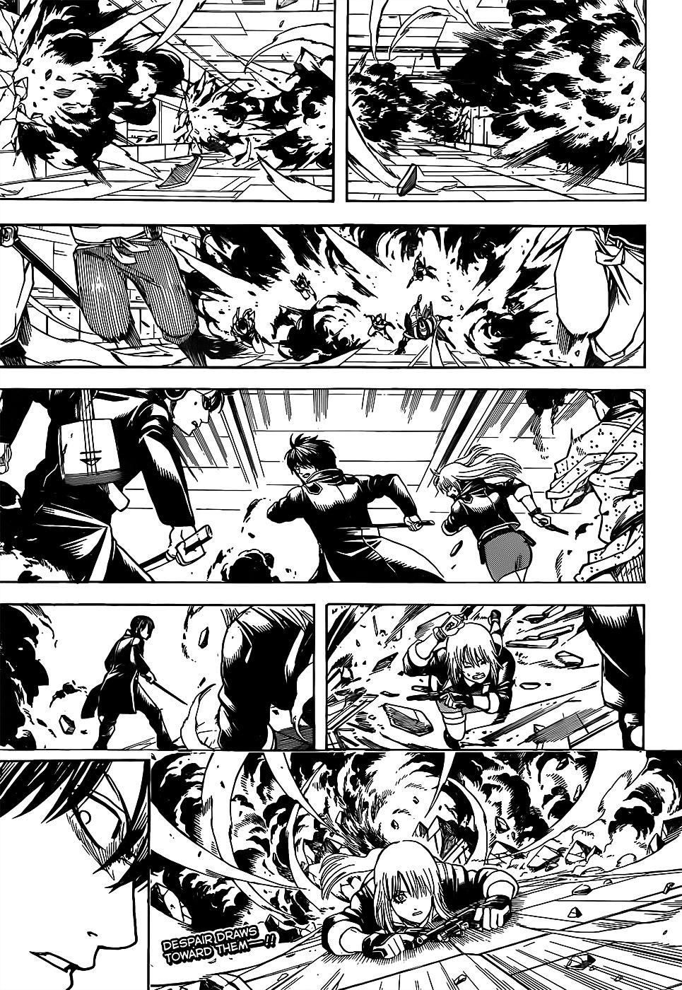 Gintama Chapter 639  Online Free Manga Read Image 18