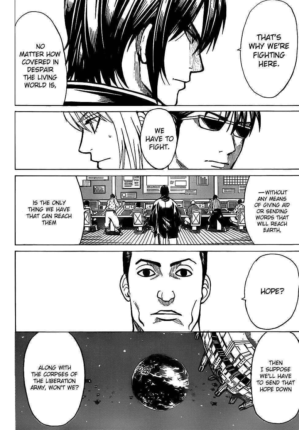 Gintama Chapter 639  Online Free Manga Read Image 7