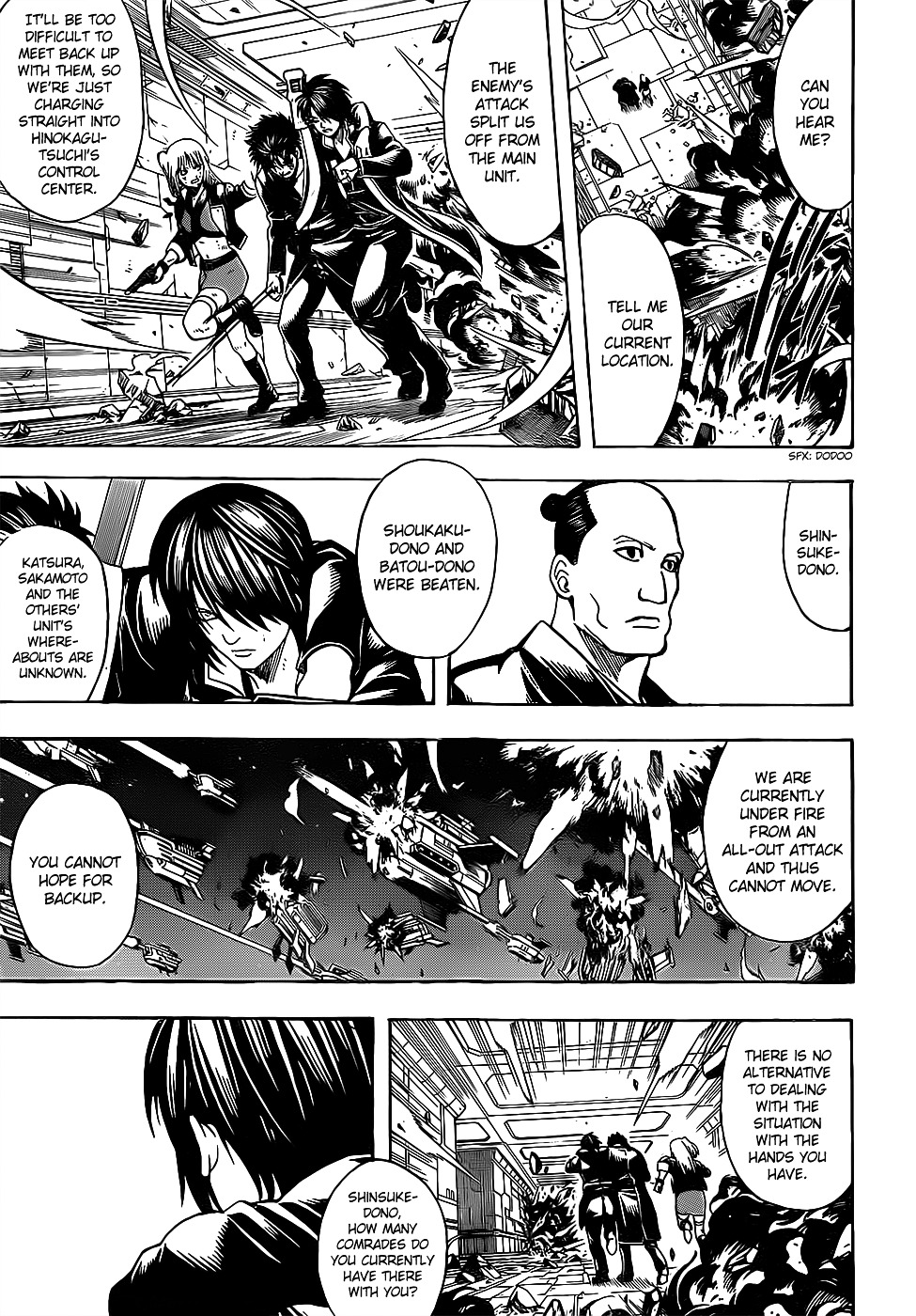 Gintama Chapter 640  Online Free Manga Read Image 13