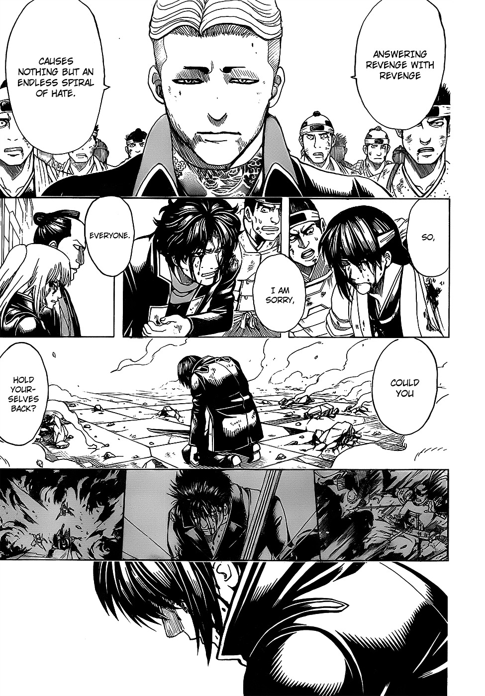Gintama Chapter 648  Online Free Manga Read Image 5