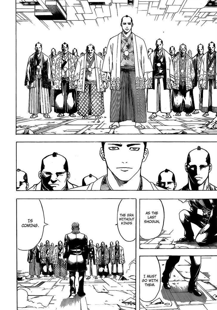 Gintama Chapter 649  Online Free Manga Read Image 10