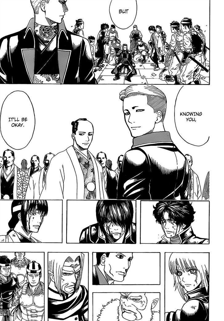 Gintama Chapter 649  Online Free Manga Read Image 11
