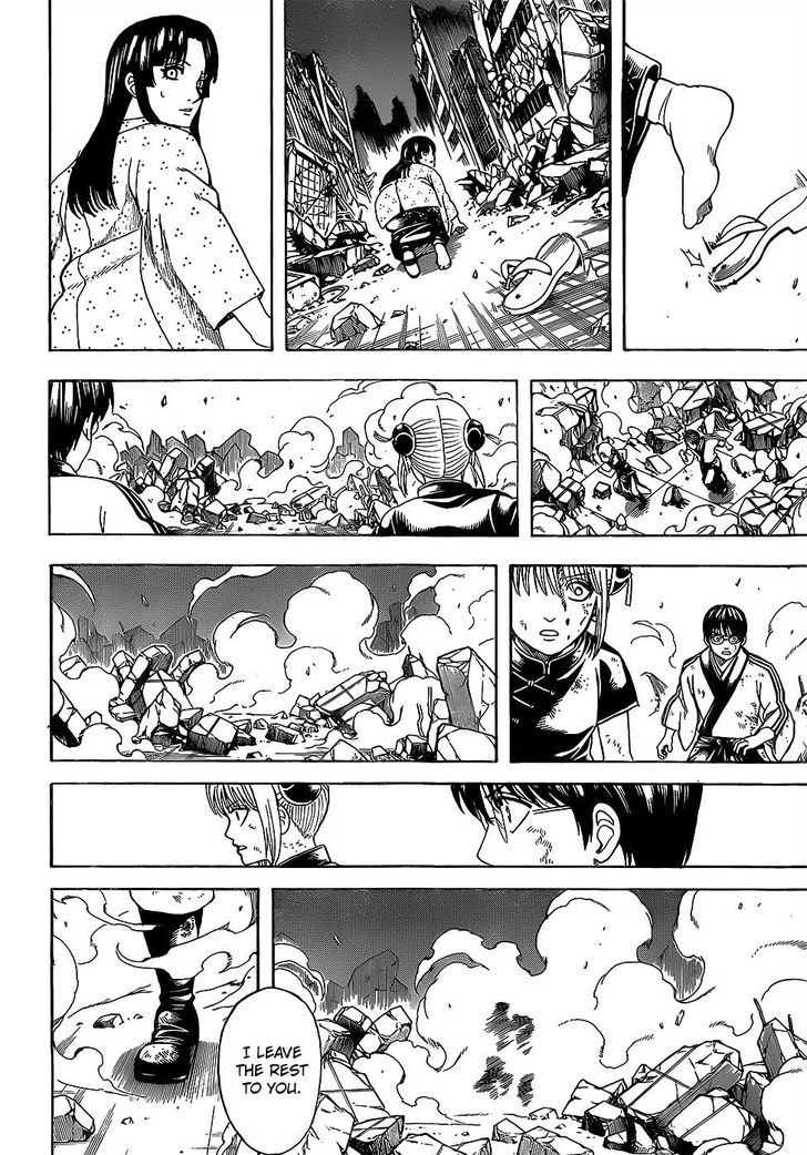 Gintama Chapter 649  Online Free Manga Read Image 12