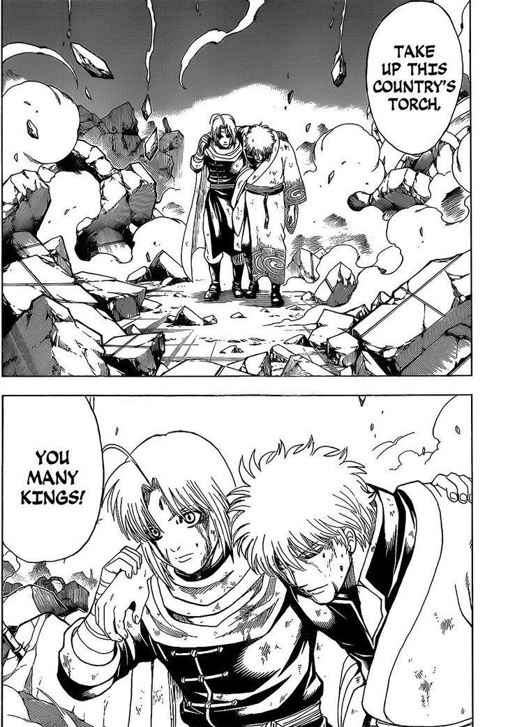 Gintama Chapter 649  Online Free Manga Read Image 13