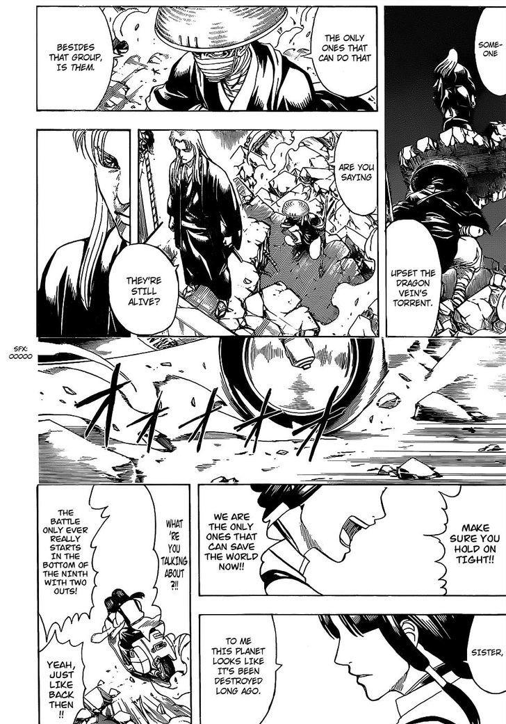 Gintama Chapter 649  Online Free Manga Read Image 18