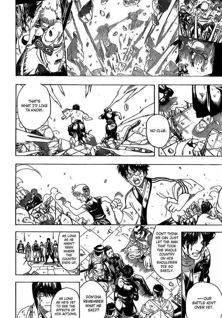 Gintama Chapter 649  Online Free Manga Read Image 6