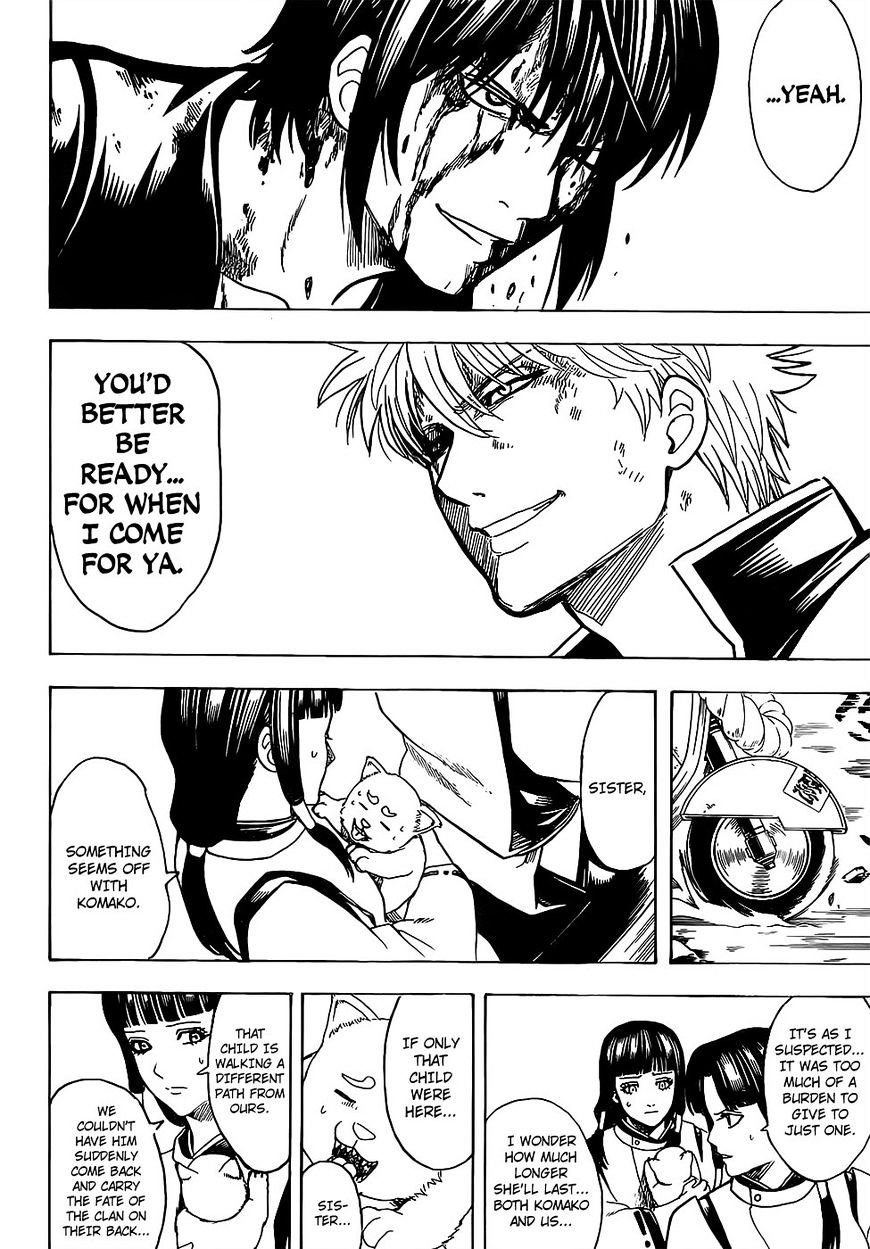 Gintama Chapter 650  Online Free Manga Read Image 16
