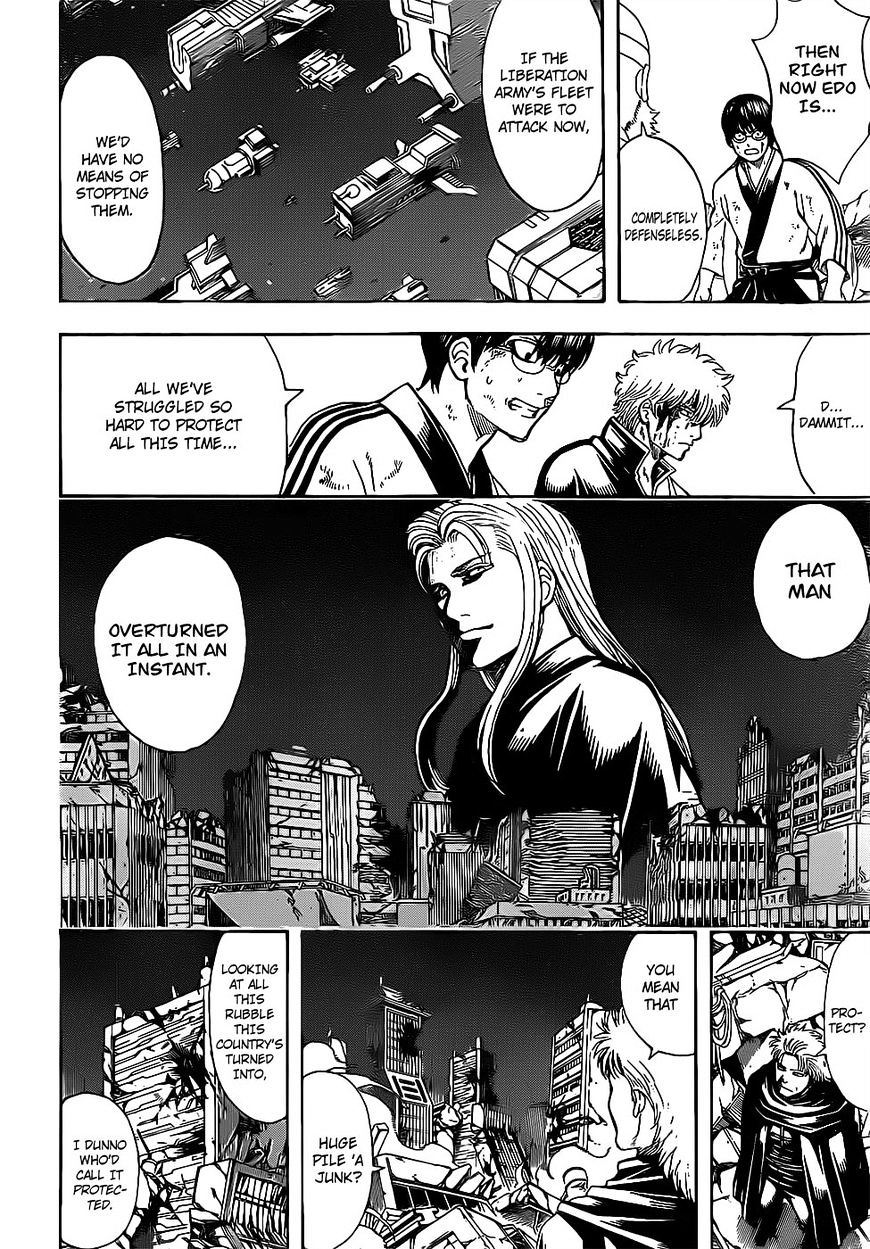 Gintama Chapter 650  Online Free Manga Read Image 6