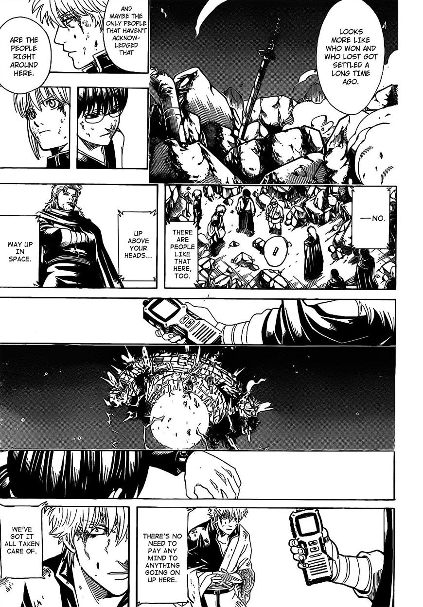 Gintama Chapter 650  Online Free Manga Read Image 7
