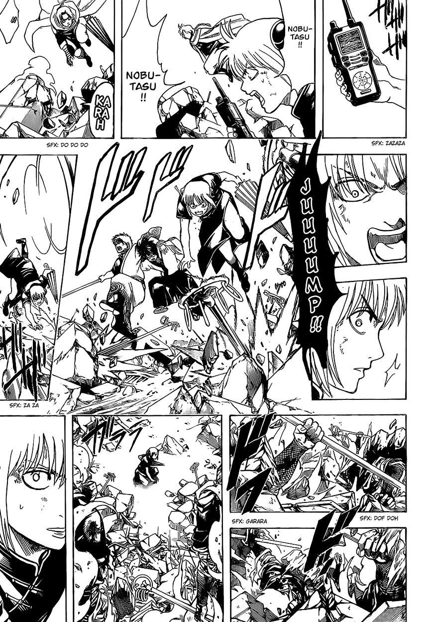 Gintama Chapter 651  Online Free Manga Read Image 11