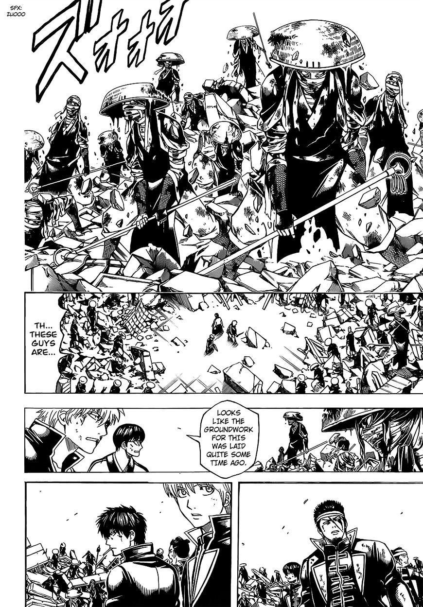 Gintama Chapter 651  Online Free Manga Read Image 12