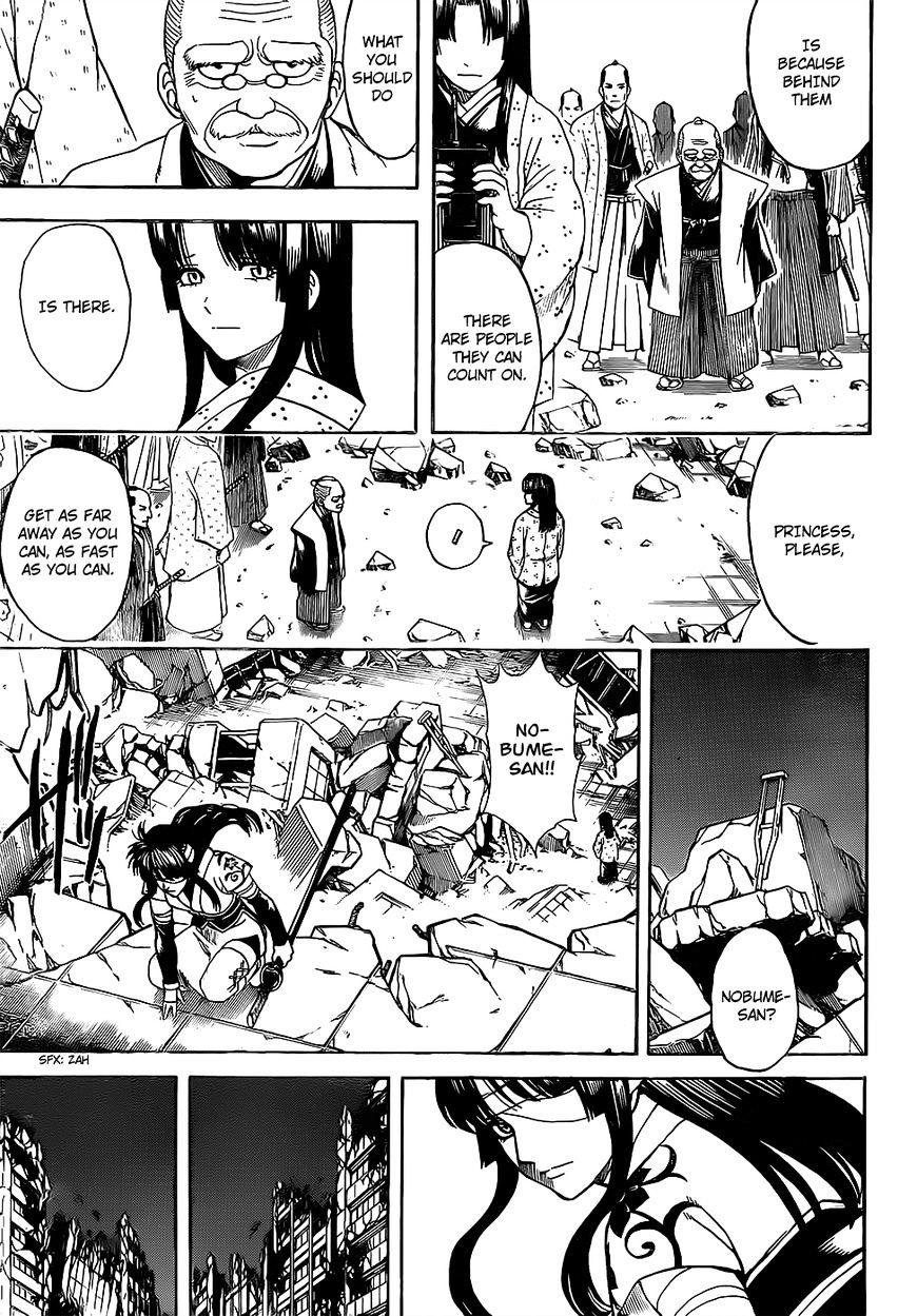 Gintama Chapter 651  Online Free Manga Read Image 9