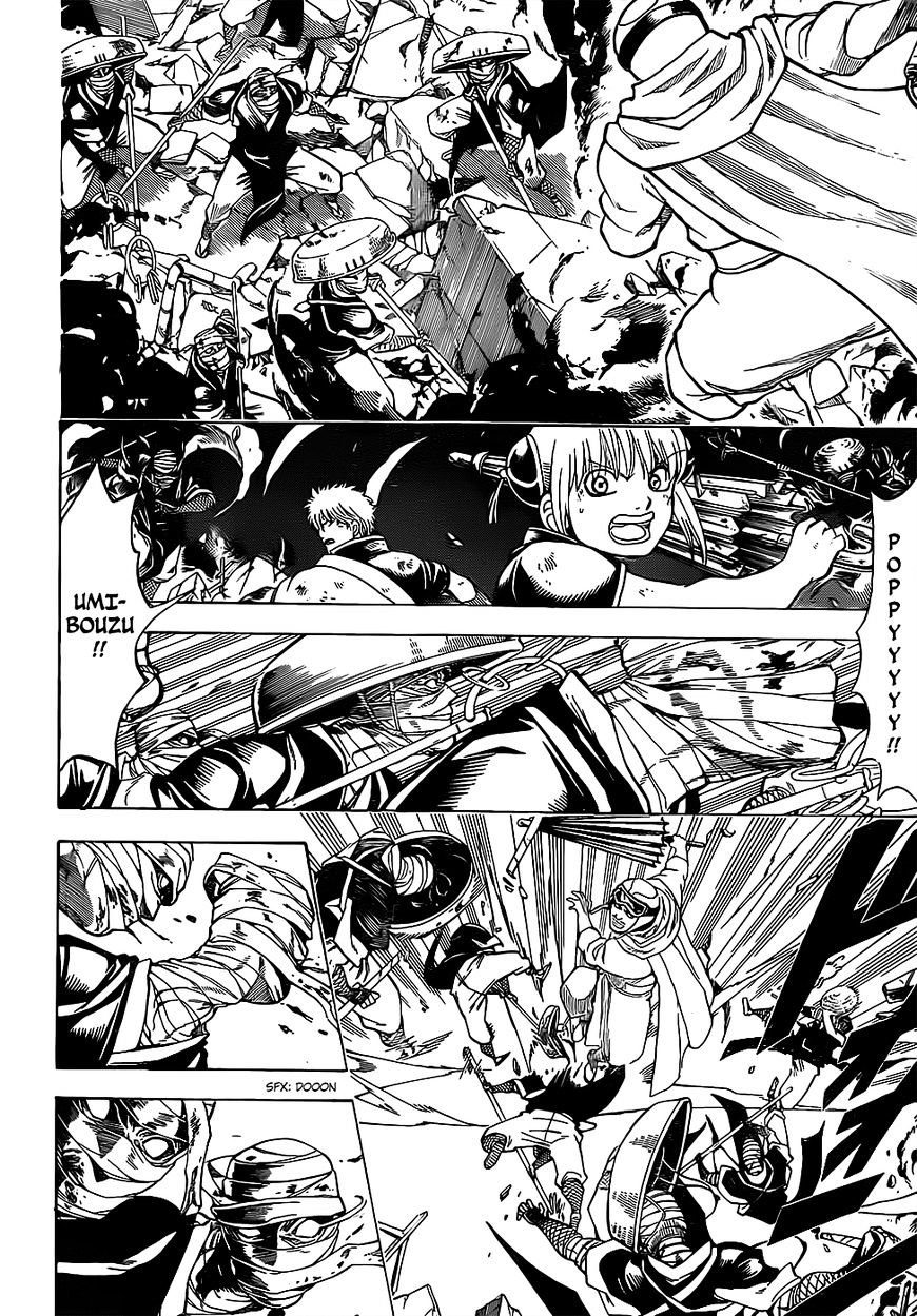 Gintama Chapter 652  Online Free Manga Read Image 4