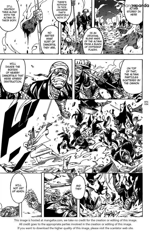 Gintama Chapter 653  Online Free Manga Read Image 13