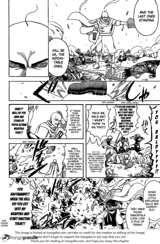 Gintama Chapter 653  Online Free Manga Read Image 14