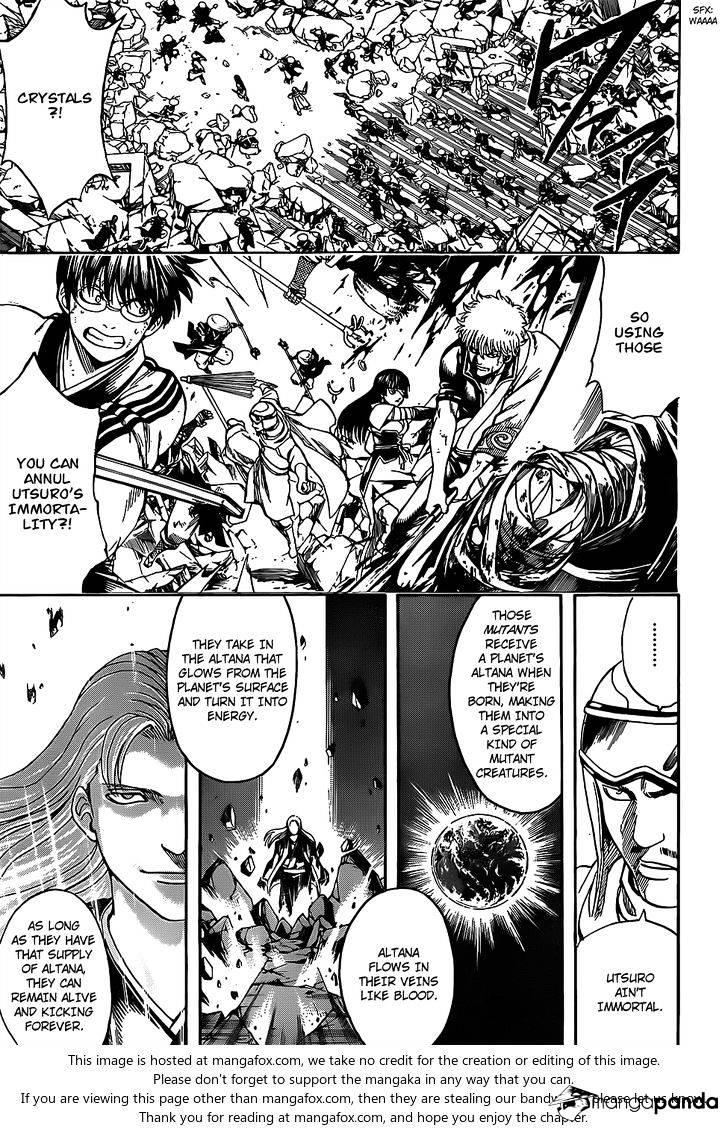 Gintama Chapter 653  Online Free Manga Read Image 5
