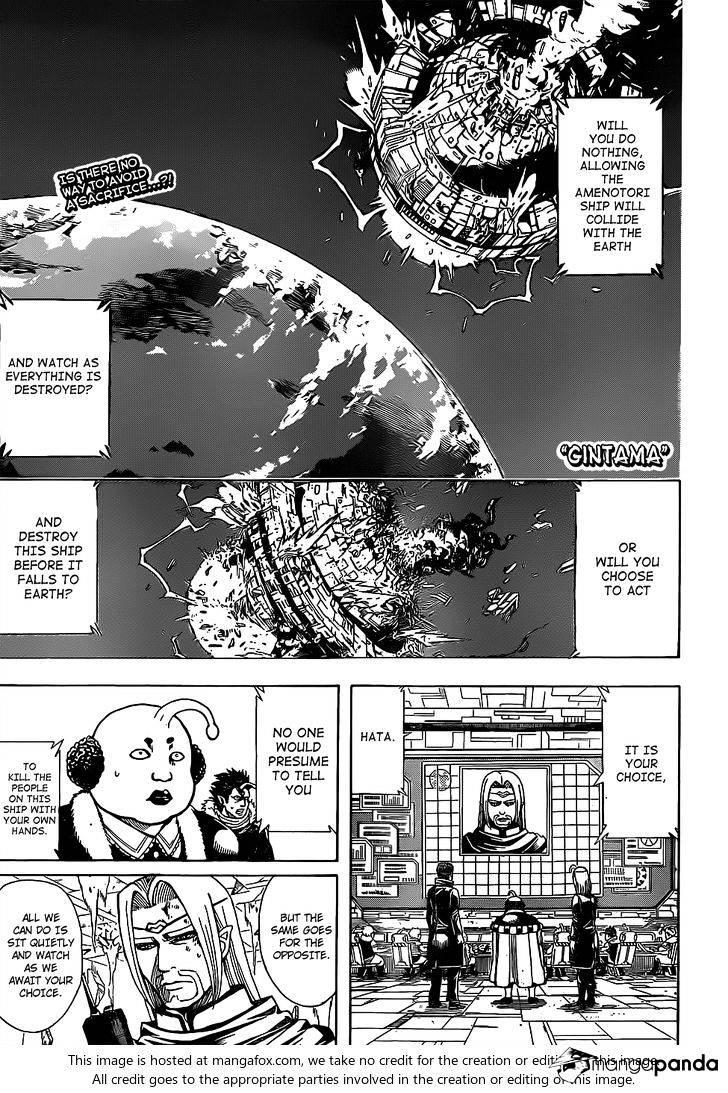 Gintama Chapter 655  Online Free Manga Read Image 1